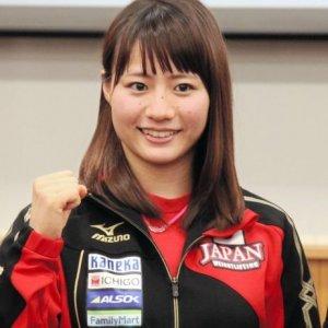 八木かなえが可愛い!東京五輪でのメダル獲得なるか?彼氏はいるの? ※画像あり