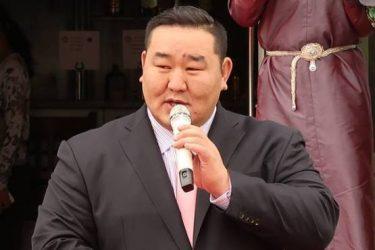朝青龍の経歴と現在。モンゴルで総資産100億の実業家に。甥っ子が相撲界デビュー!
