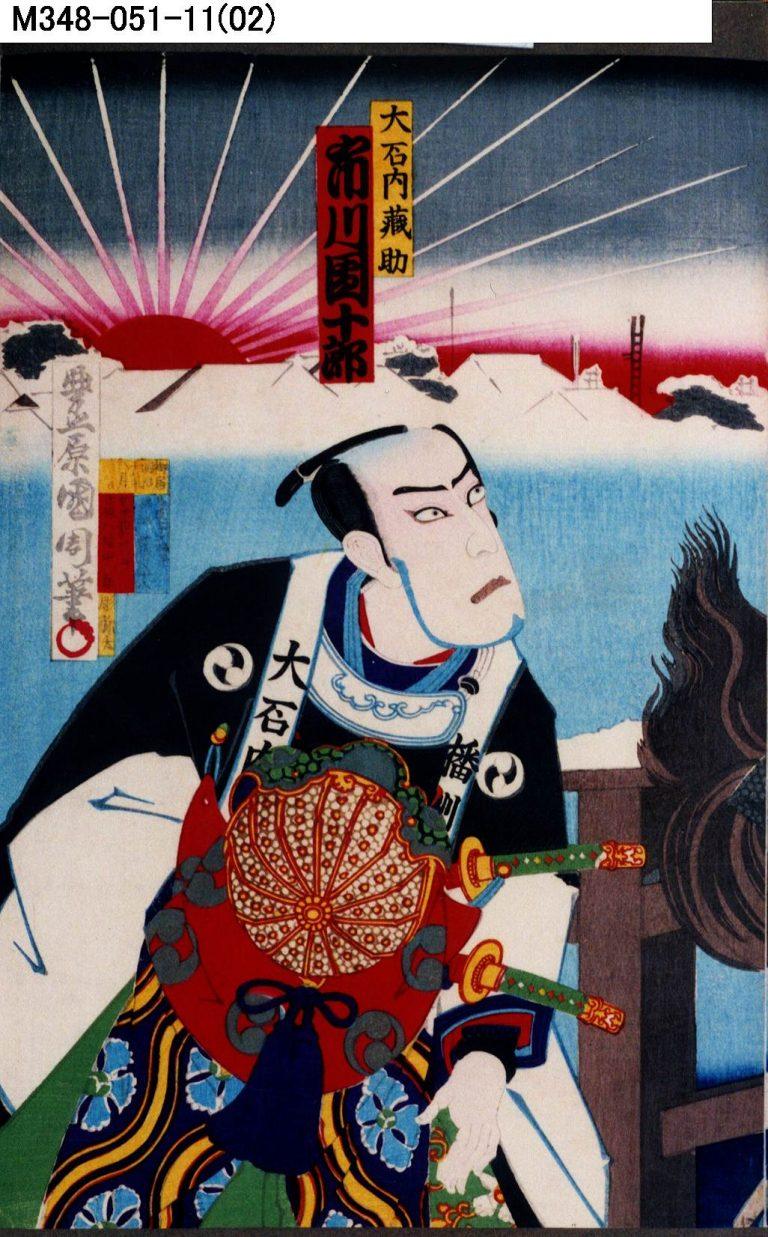 日本の歴史で1番語られる話(大河ドラマで主役3回その人物は?)
