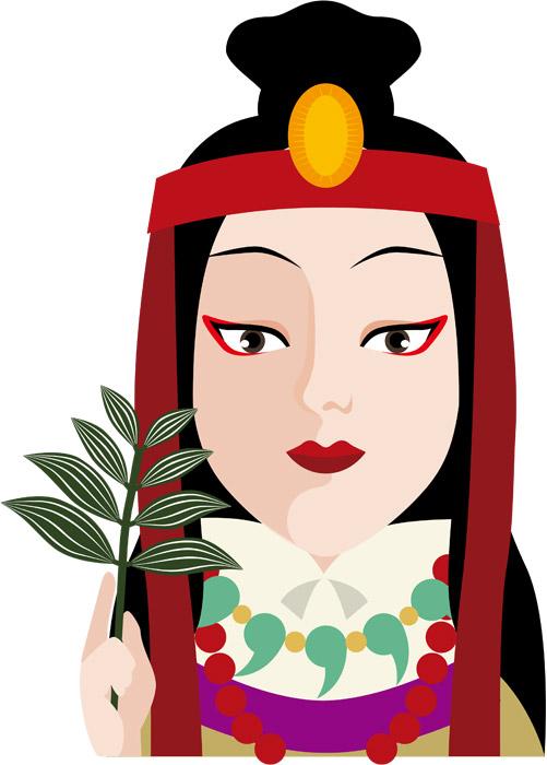 好きな歴史上の女性人物ランキングTOP10!番外:外国人が尊敬する日本人女性